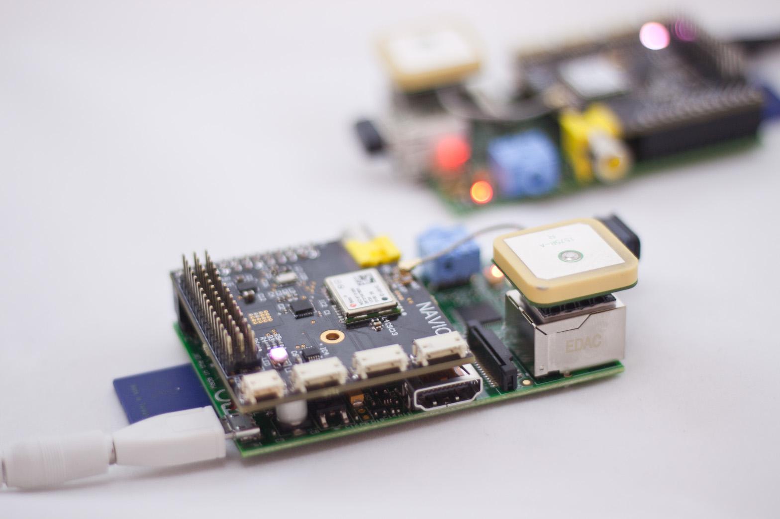 Navio - Rasbpberry Pi autopilot - Interesting - DroneTrest