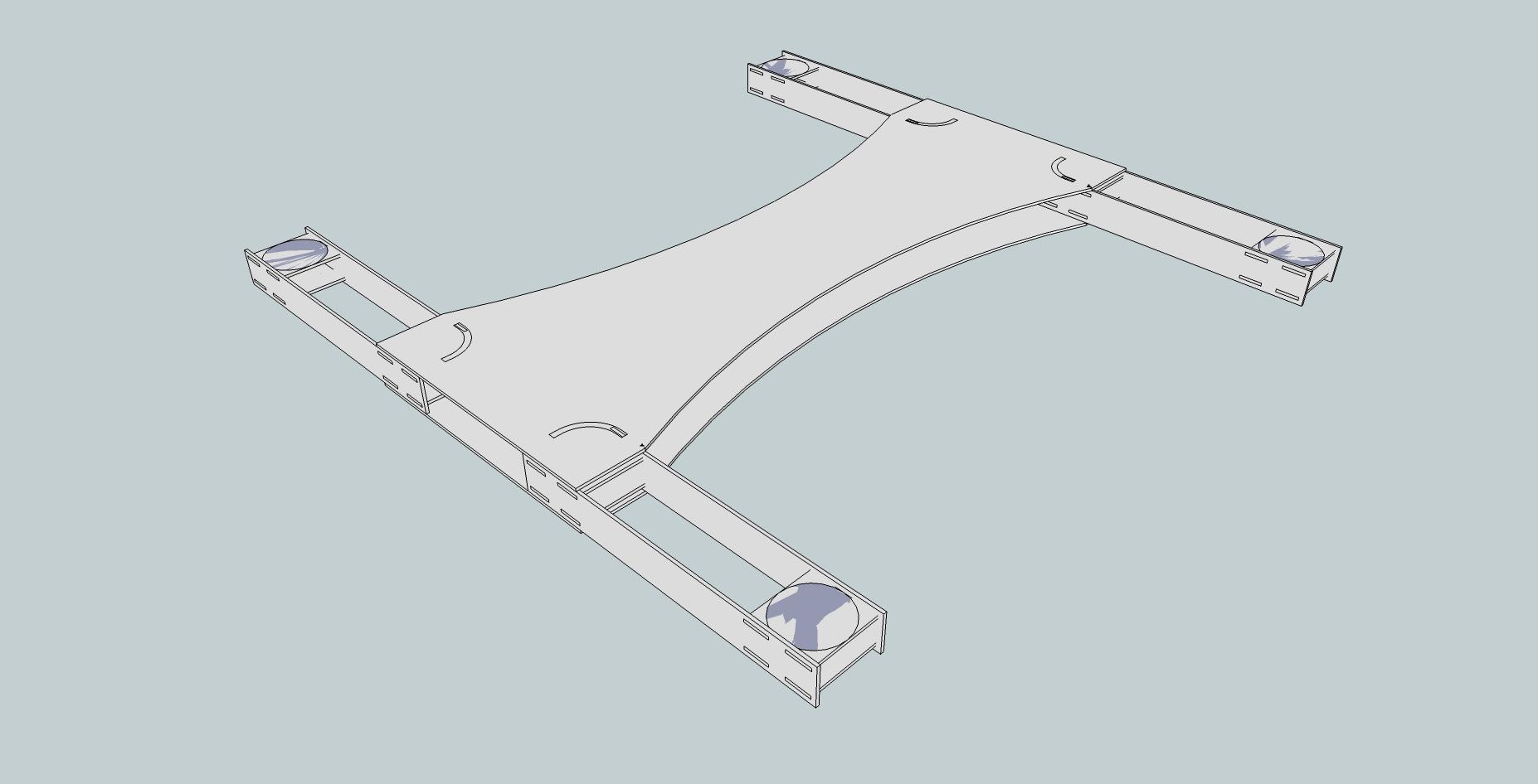 My OpenSource Quadcopter design - Build Log - DroneTrest
