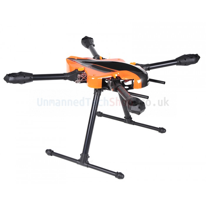 Kongcopter Foldable Multicopter Frames - Product - DroneTrest
