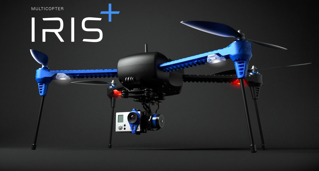 Upgraded Iris Quadcopter Your Personal Drone Product