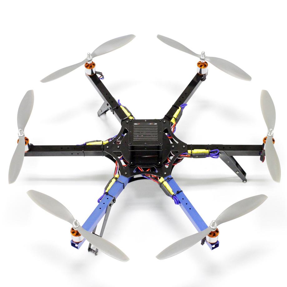 Arducopter 3DR Hexa Frame - Help - DroneTrest