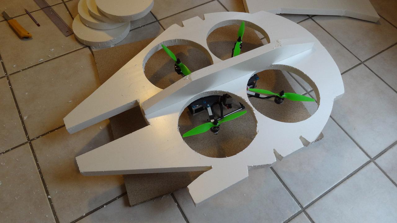 Как сделать дрон в домашних условиях
