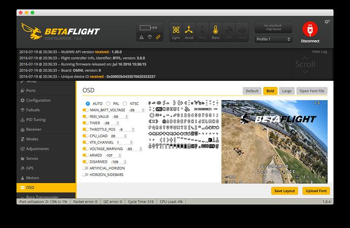 Omnibus F3 AIO quickstart guide - Guides - DroneTrest