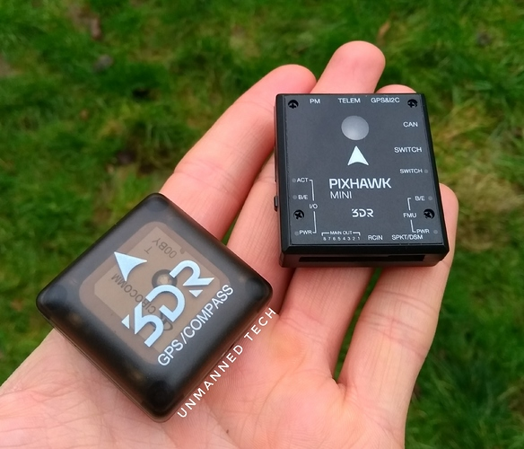 3DR Mini Pixhawk-6