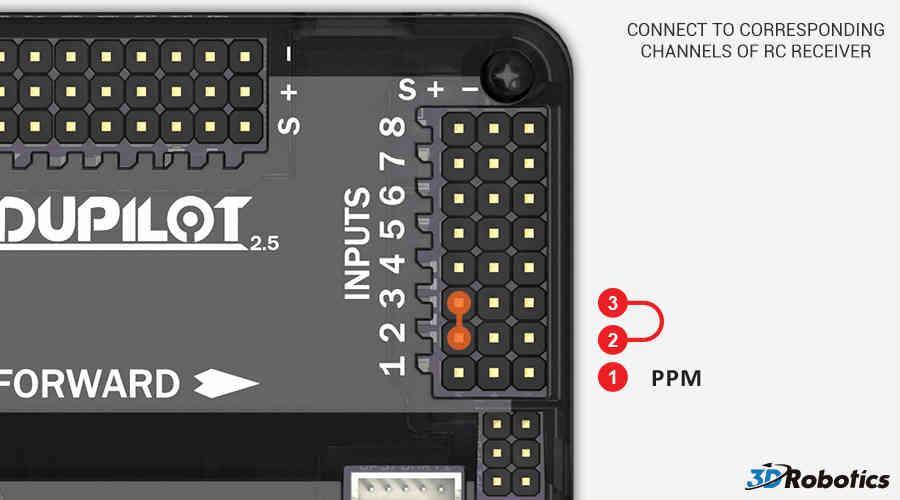 What tx for ArduPilot Mega v2 6? - Help - DroneTrest