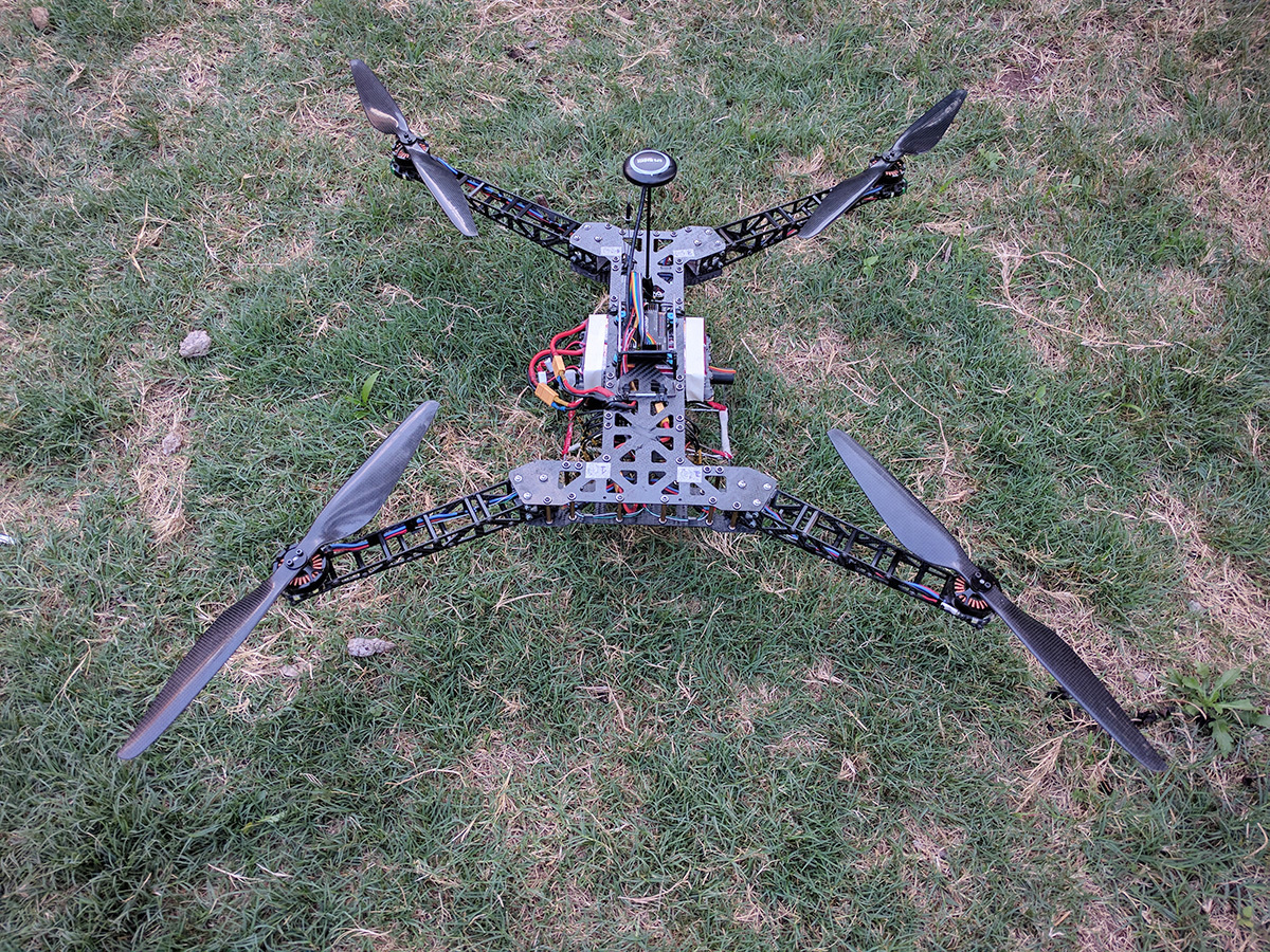 Help! Quadcopter not taking off! - Help - DroneTrest