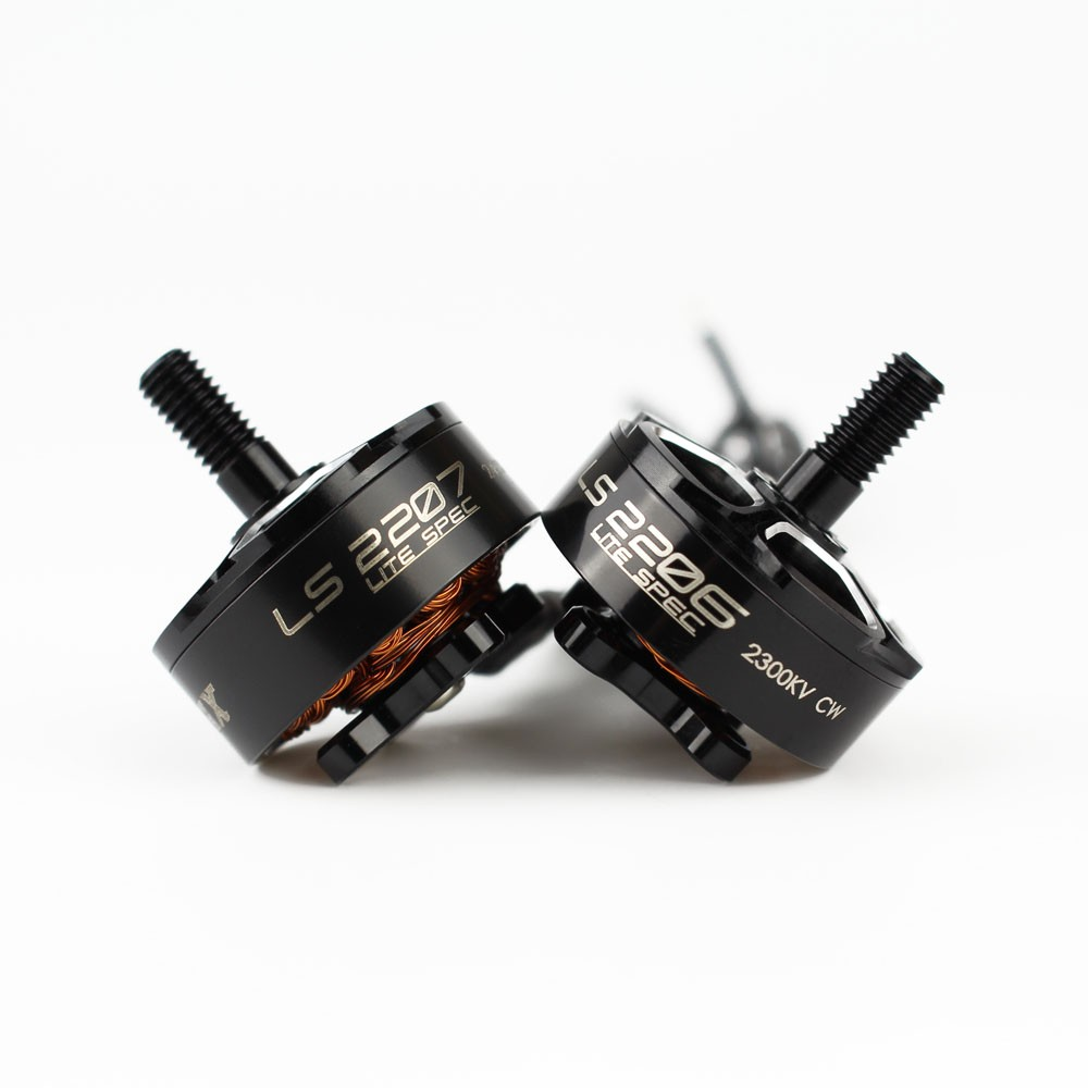 New Emax Lite Spec LS2206/LS2207 Brushless Motor - Product - DroneTrest