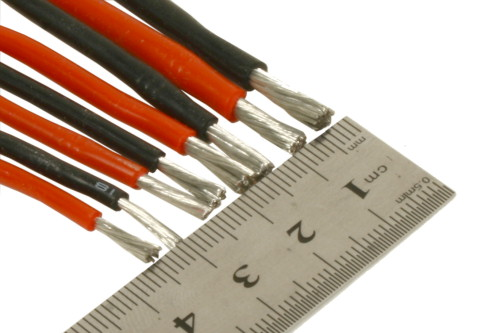 Wires connectors and current what you need to know as a drone in general here is a lost of the most common size wires and their corresponding current rating you will often find that high c rating batteries will often greentooth Images
