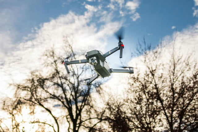 DJI AeroScope 🔭 can identify and track drones - Interesting