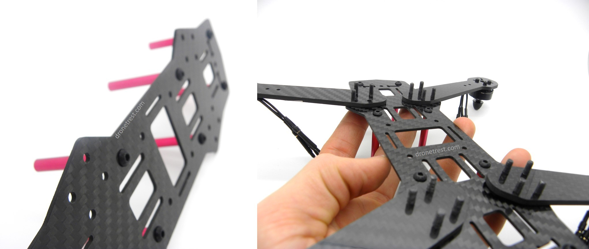 QAV ZMR 250 Assembly Build Guide - Guides - DroneTrest