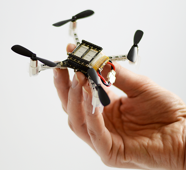 how to build a programmable drone