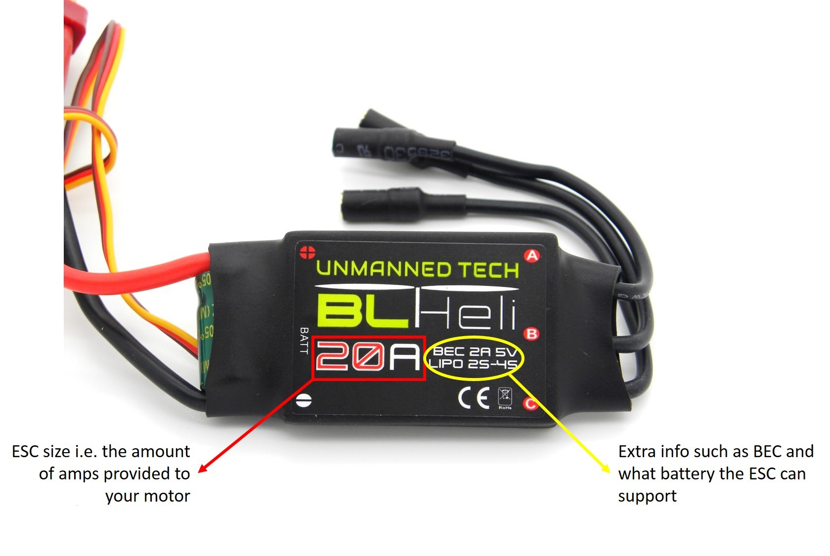 What to consider when buying a ESC for your multirotor
