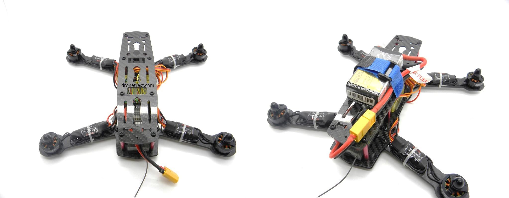 Qav Zmr 250 Assembly Build Guide Guides Dronetrest Cc3d Quadcopter Wiring Diagram Final 12045x795 156 Kb