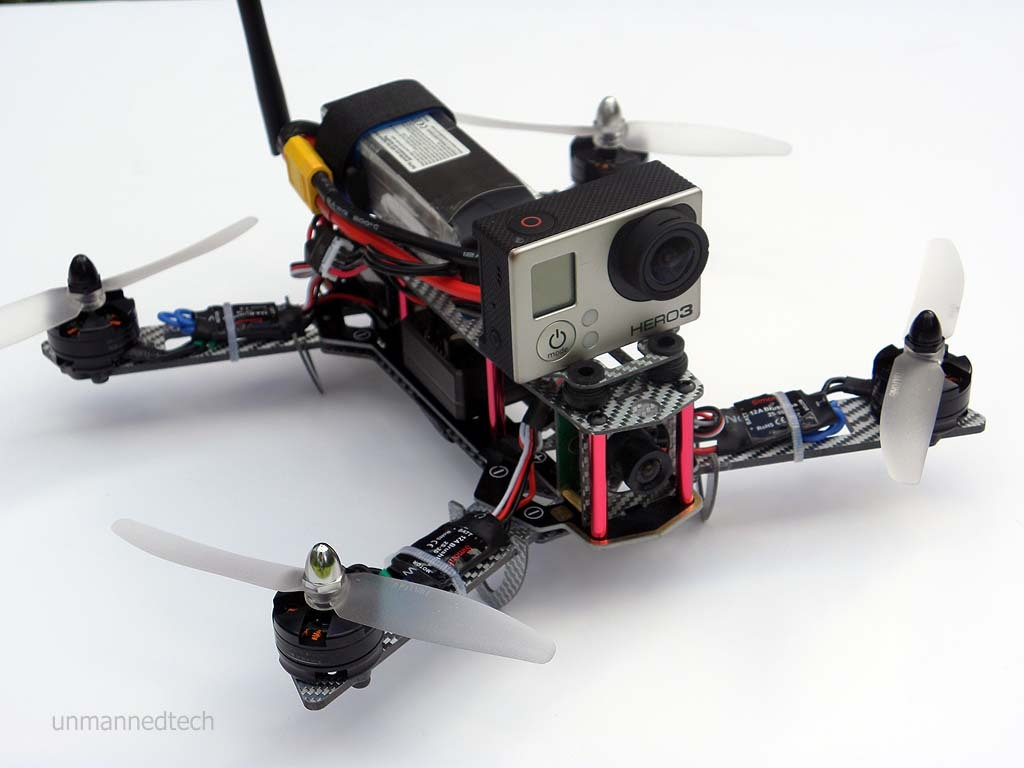 Diy self build drones or ready to fly rtf drones interesting finished quadg1024x768 92 kb solutioingenieria Gallery