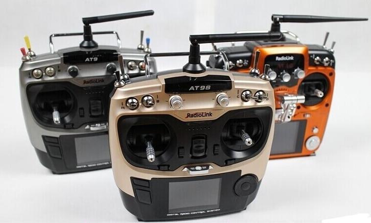 RadioLink AT9S - best budget alternative to the taranis
