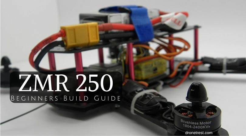 Qav Zmr 250 Assembly Build Guide - Guides